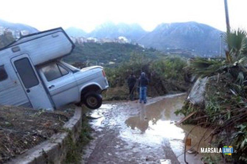Dissesto idrogeologico sicilia 2018