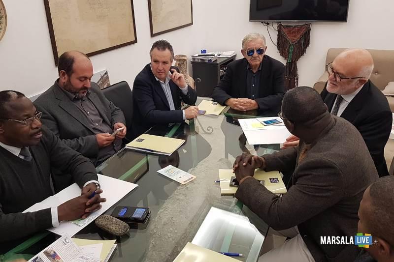DistrettoPesca_ Incontro con Delegazione_imprenditori_Congo-Brazzaville_