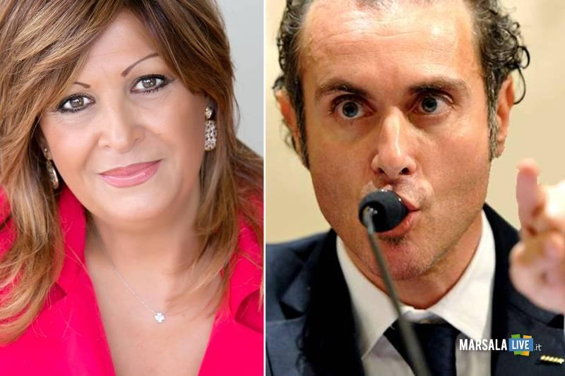 Eleonora Lo Curto e Vincenzo Maurizio Santangelo