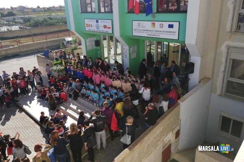 Erasmus Plus, studenti e docenti spagnoli e portoghesi ospiti al Nosengo di Petrosino (4)