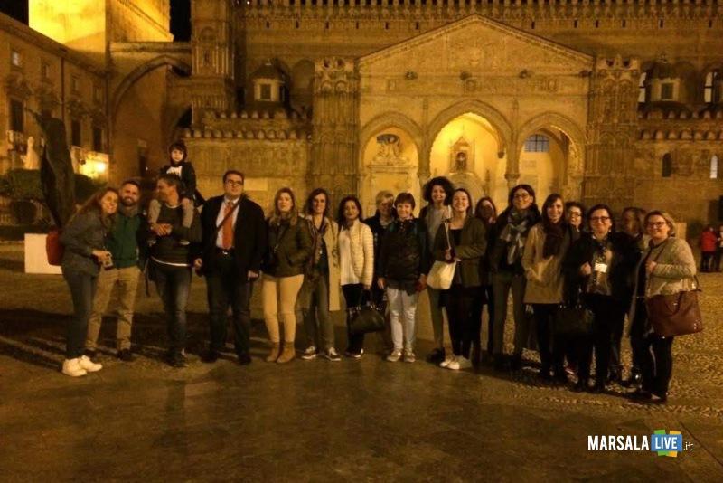 Erasmus Plus, studenti e docenti spagnoli e portoghesi ospiti al Nosengo di Petrosino (7)