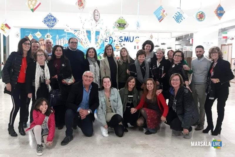 Erasmus Plus, studenti e docenti spagnoli e portoghesi ospiti al Nosengo di Petrosino (8)