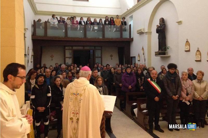 Femminicidio di Nubia, parrocchia ricorda con fiaccolata e messa 2018