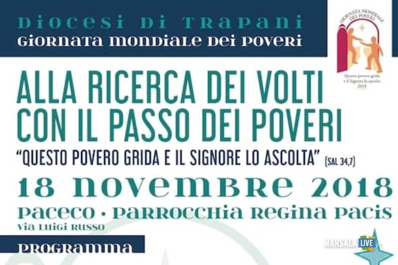 Giornata dei poveri domenica a Paceco (1)