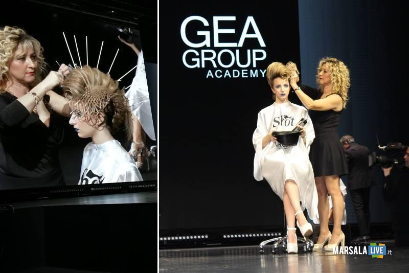 Giuseppe Vinci e Giusy Bilello a Bologna - Gea Group (2)