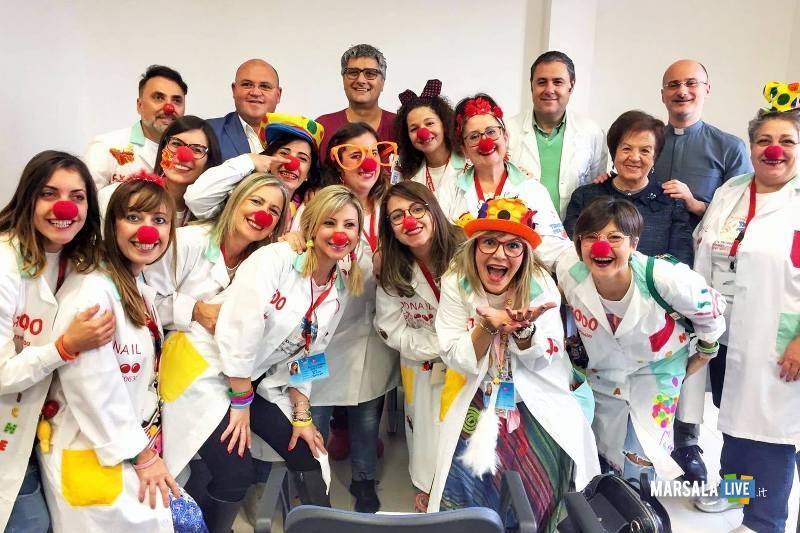 Inaugurato all_ospedale Abele Ajello di Mazara il servizio di clownterapia