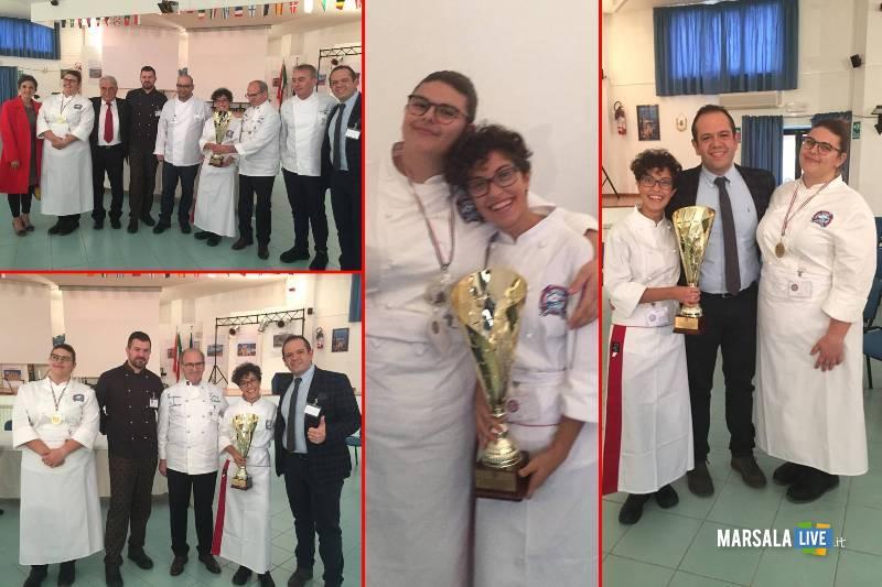 Istituto Alberghiero 1° classificato alla selezione del concorso Carlo Pozzi