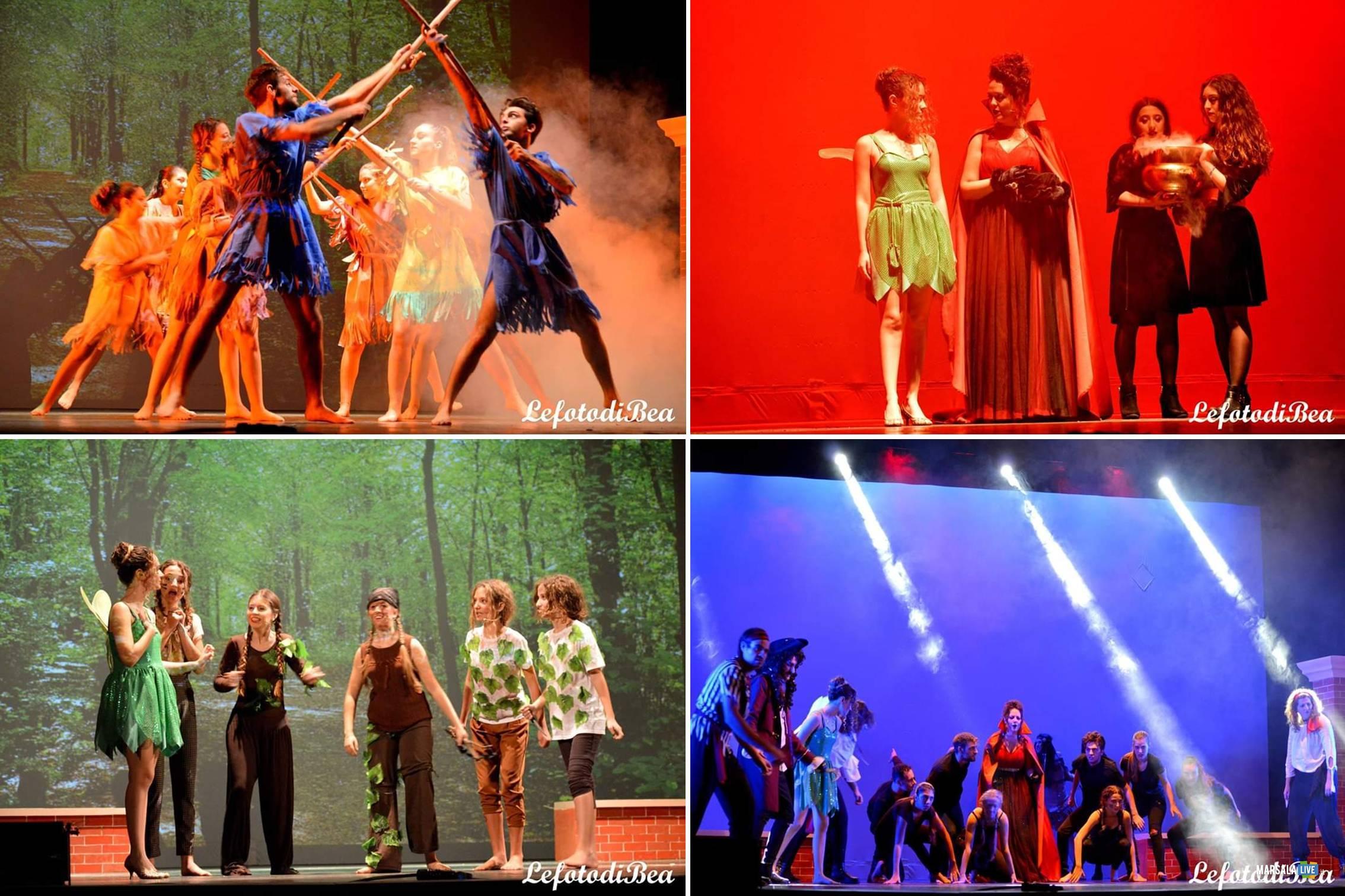 La Fantastica storia di Peter Pan - Il Musical, Marsala