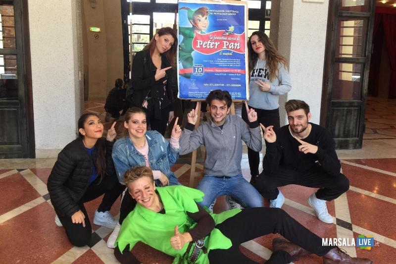 La fantastica storia di Peter Pan Group in scena al Teatro Impero Marsala (1)