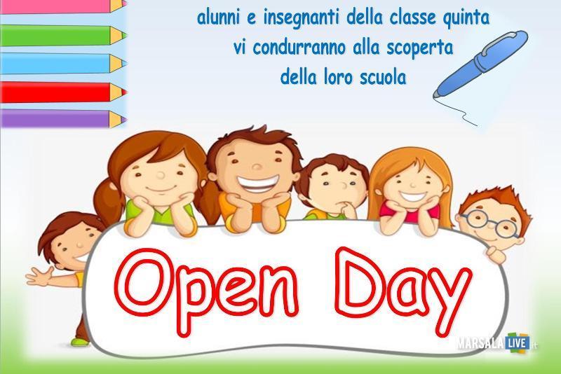 Open Day 2018 - I.C. Alcide De Gasperi di Strasatti, Marsala