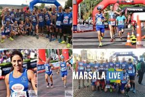 Polisportiva Marsala Doc, alle maratone di Palermo e Verona