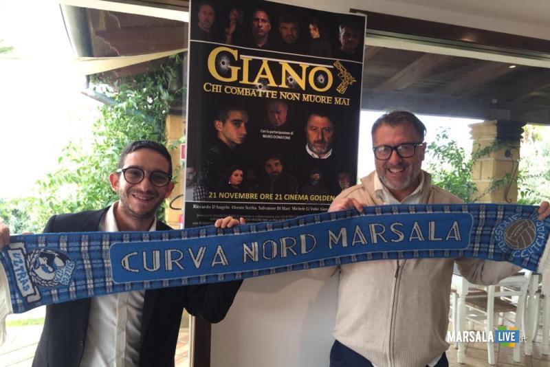Presentato a Marsala il film Giano - Chi combatte non muore mai (3)