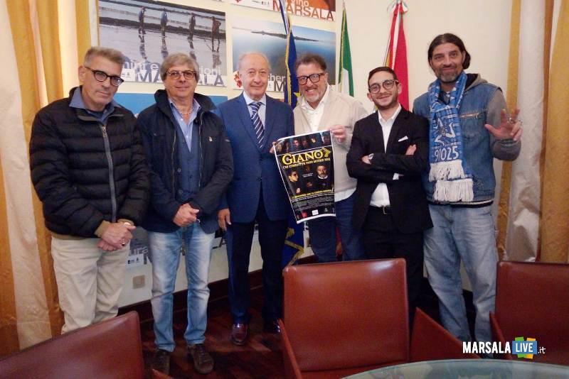 Presentato a Marsala il film Giano - Chi combatte non muore mai (4)