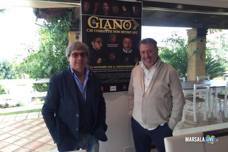 Presentato a Marsala il film Giano - Chi combatte non muore mai (6)