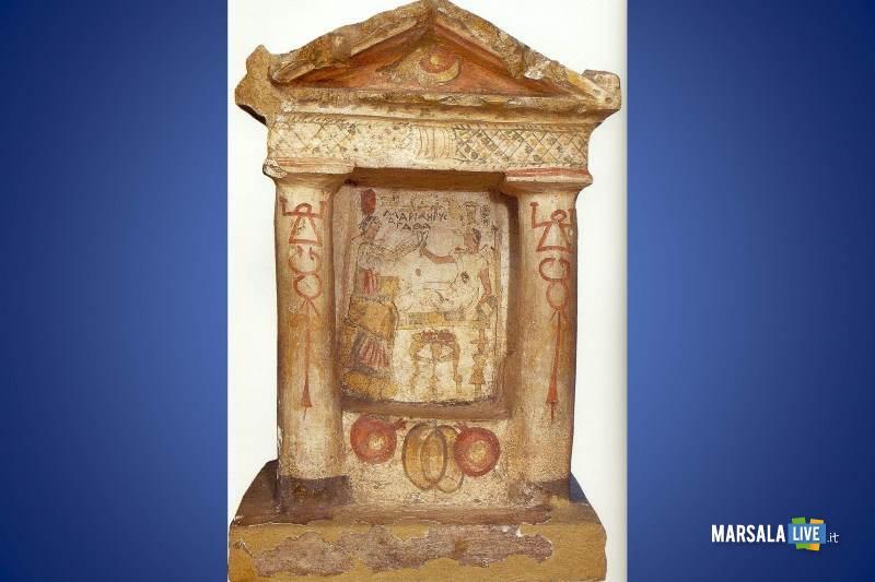 Prima Domenica del mese, Il culto dei morti nell'antica Lilibeo
