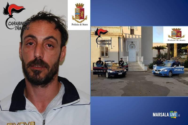 Sebastiano Cascio - Polizia e Carabinieri di Marsala