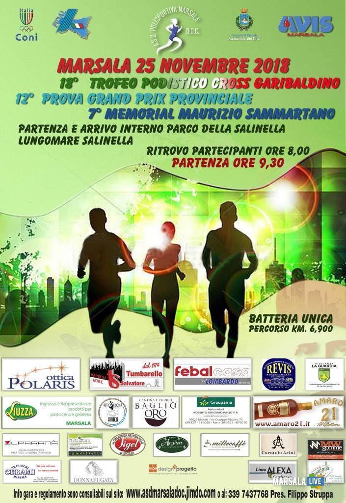 Trofeo Garibaldino - locandina