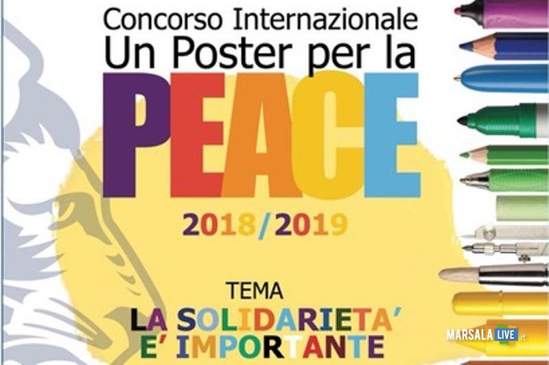 Un poster per la pace - corso internazionale