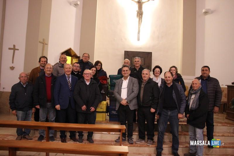 comunità della parrocchia di Grazia al Puleo