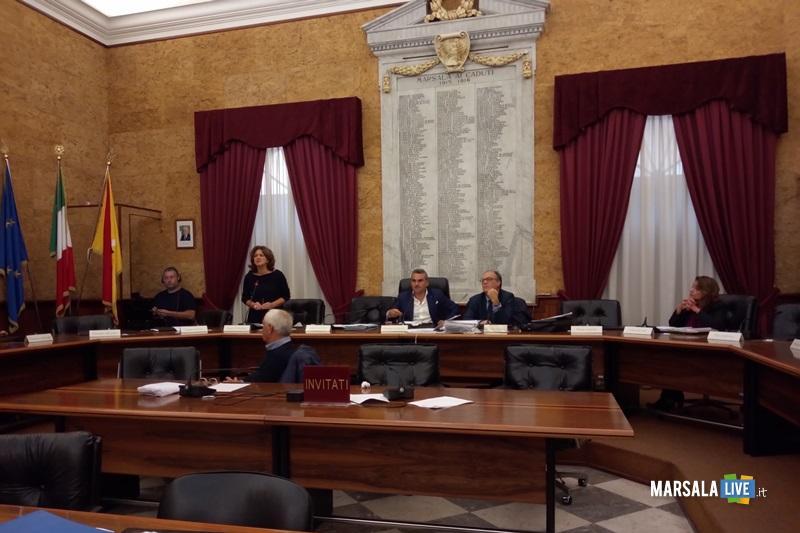 consiglio comunale marsala, novembre 2018
