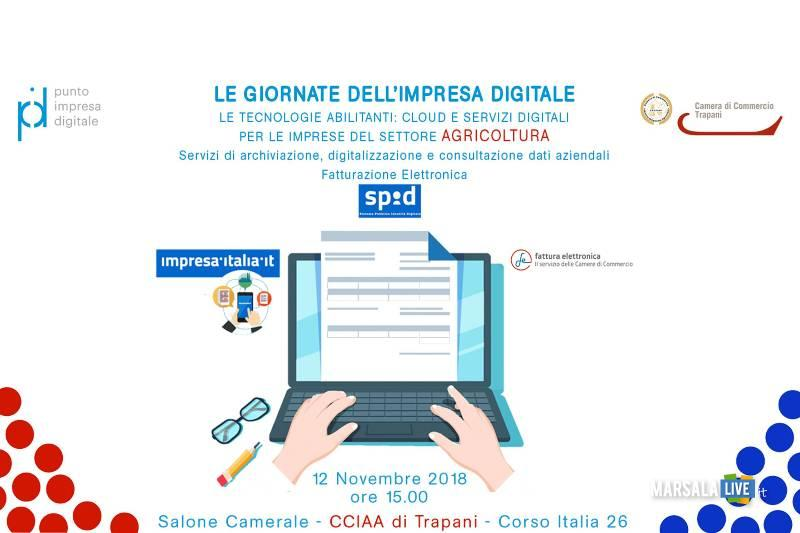 le giornate dell_Impresa digitale - camera commercio trapani