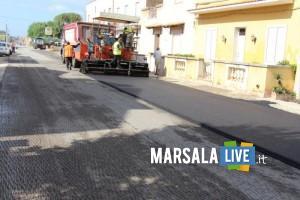 manutenzione strade a marsala