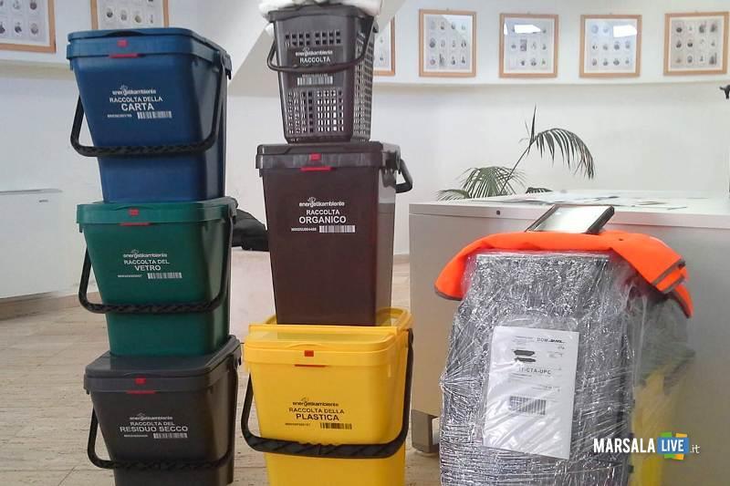 marsala presentazione nuovo servizio differenziata