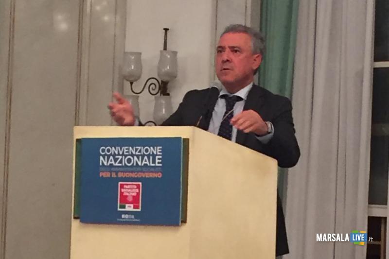nino oddo, congresso nazionale psi a Roma - Partito Socialista
