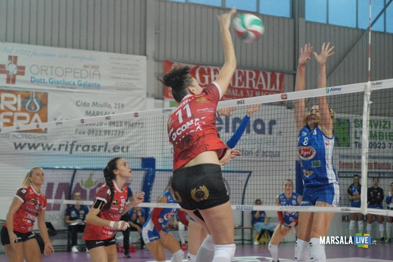sigel marsala volley novembre 2018