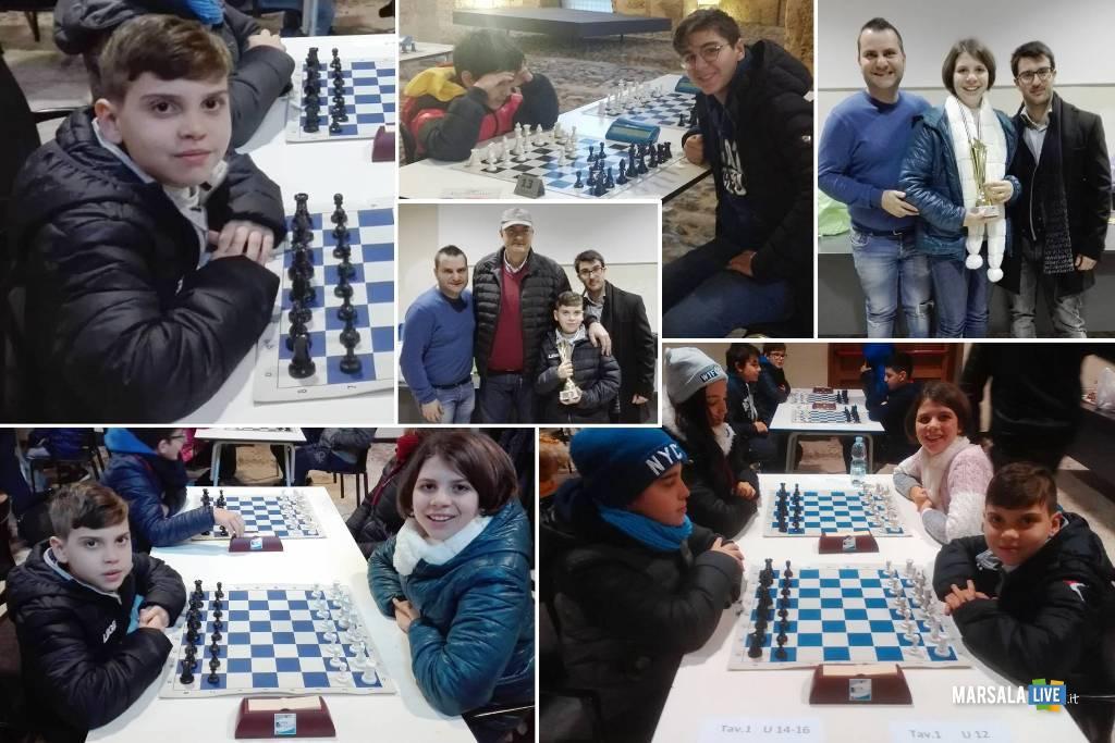 AD Scacchi Lilybetana, il marsalese Davide Montalto vince torneo Città di Partinico
