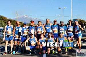 - Atl. - Atleti Pol. Marsala Doc alla Maratona di Catania