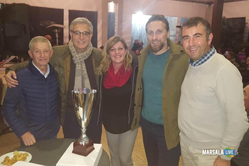 - Atl. - Pol. Marsala Doc premiata per il secondo posto nella classifica maschile del Grand Prix provinciale Fidal