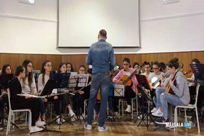 Concerto Note di Natale I.C. Luigi Sturzo Asta Marsala