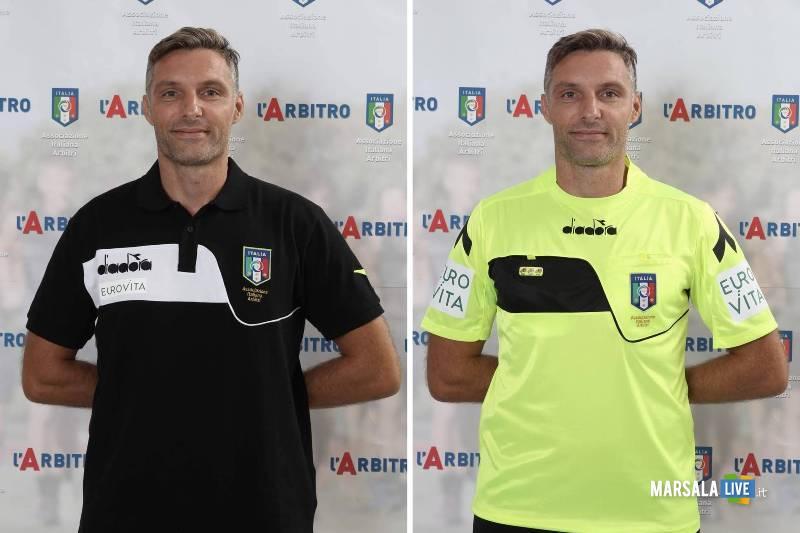 Fabio De Pasquale - arbitro