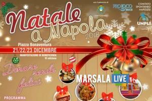 Locandina Napola natale 2018