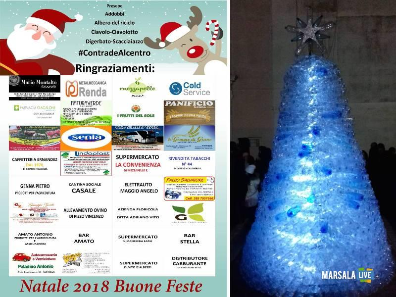 Marsala, Natale 2018 #ContradeAlcentro (1)