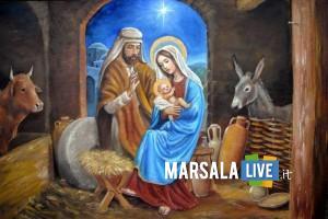 Marsala, Presepe Vivente realizzato dai bambini di Santo Padre delle Perriere