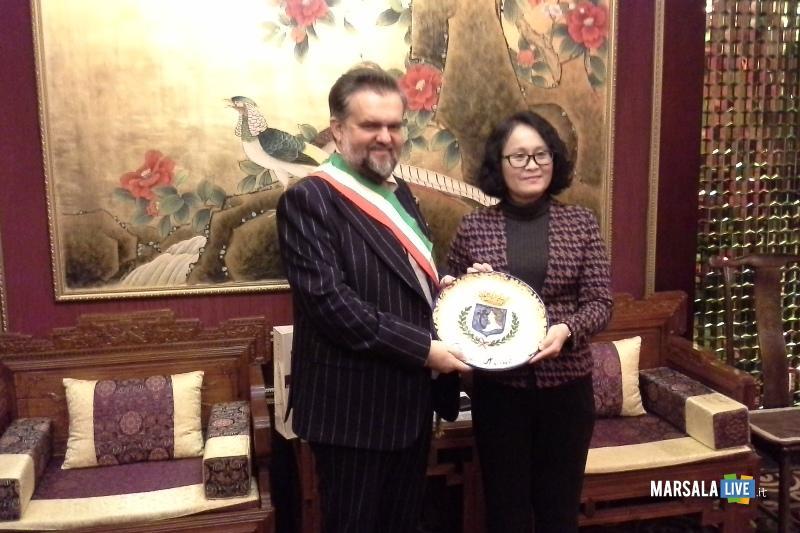 Marsala in Cina per un gemellaggio con Ji'An (1)