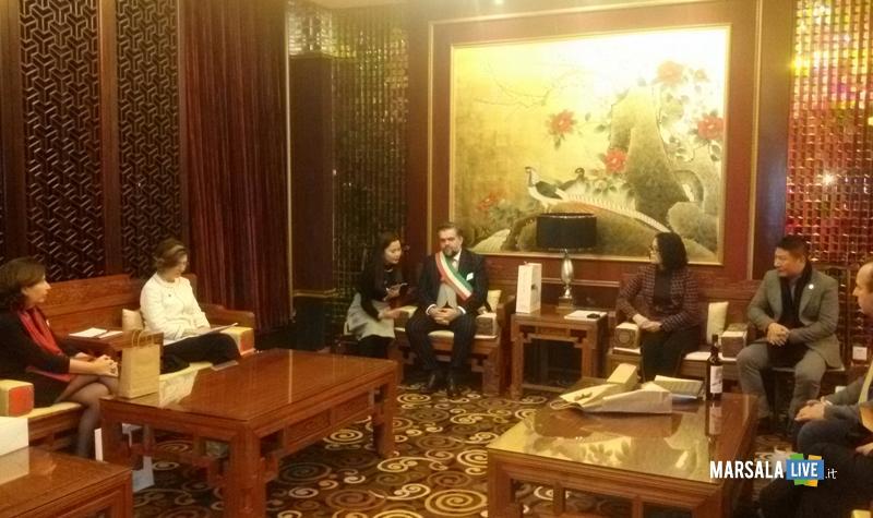 Marsala in Cina per un gemellaggio con Ji'An (2)