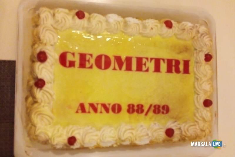 Rimpatriata dopo 30 anni degli ex compagni di scuola del Geometra -