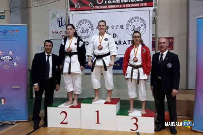 Shotokan Karate-do Club di Marsala - coppa natale
