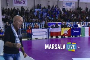 alloro presidente, sigel marsala volley