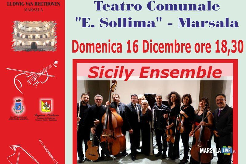 concerto Sicily Ensemble - Stagione Concertistica 2018