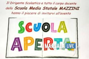 open day mazzini marsala
