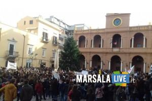sciopero studenti scuole marsala (2)