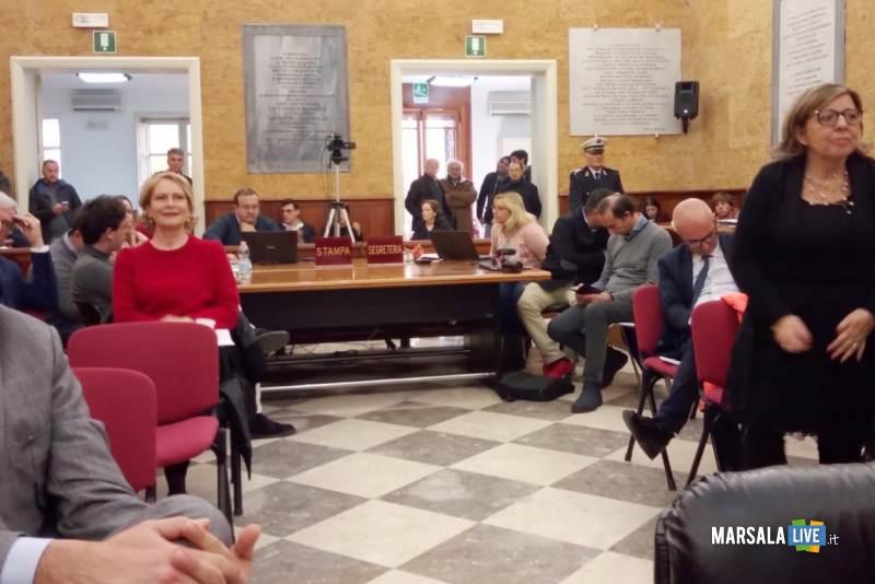 seduta consiglio Marsala Myr e Porto (2)