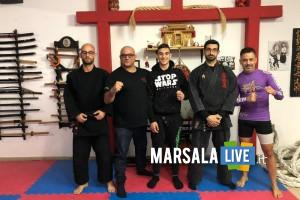 team del Fight club marsala