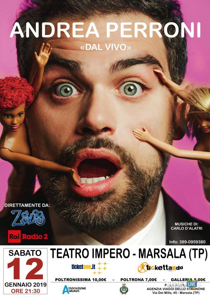 Anemos, Andrea Perroni Dal Vivo - Marsala (1)