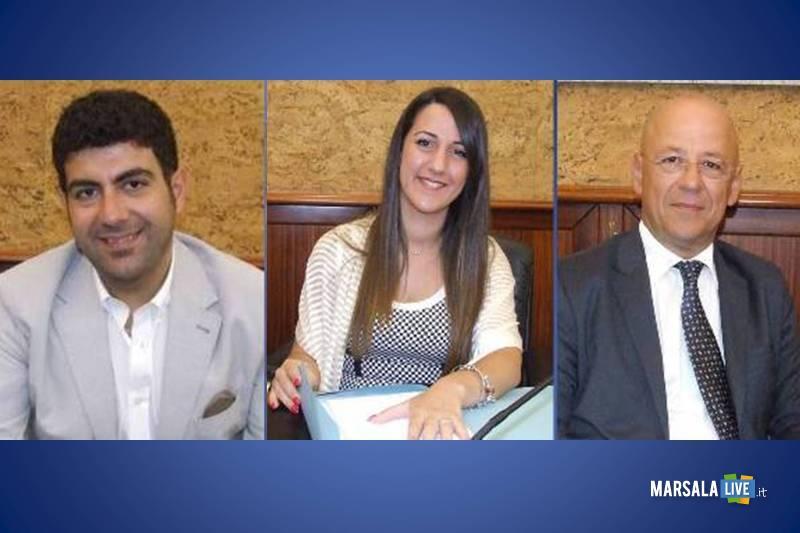 Calogero Ferreri, Federica Meo, Mario Rodriquez
