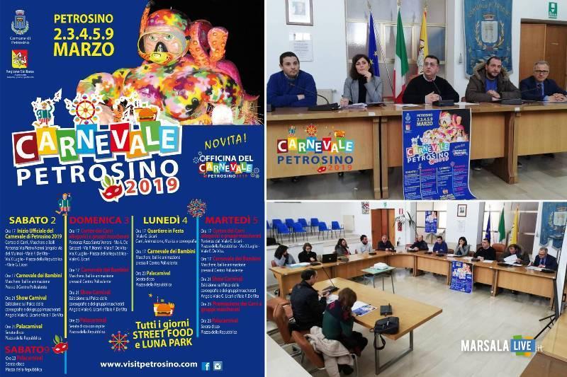 Carnevale si Petrosino 2019 - Il programma. Home